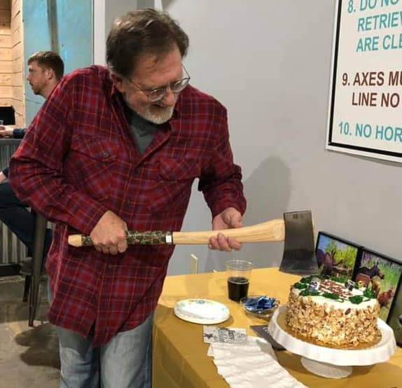 host your next birthday party at chill axe north huntingdon, pa